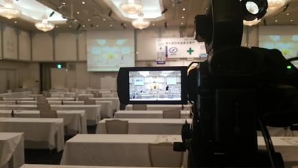ライブ配信 4Kカメラ